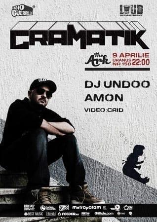 GRAMATIK @ THE ARK Underground