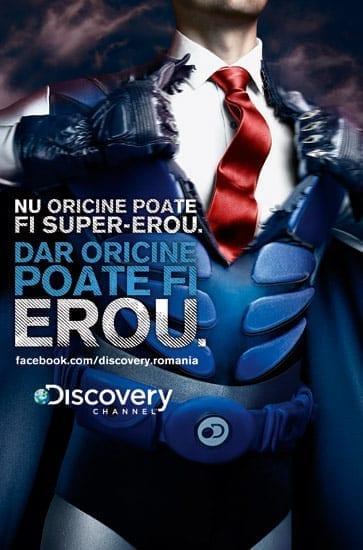 Discovery Channel caută eroi din România