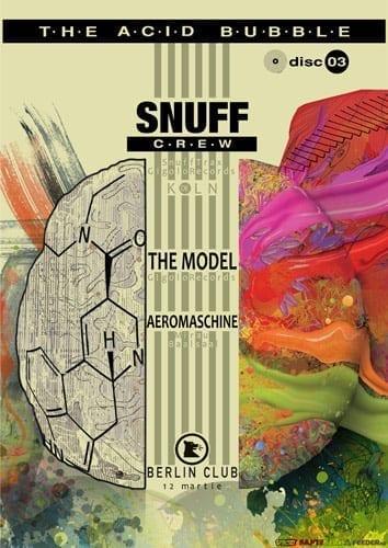 Snuff Crew @ Berlin Club