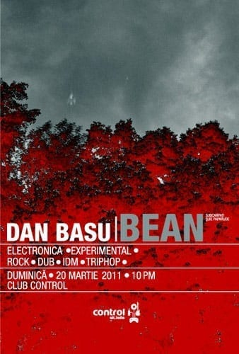 Dan Basu | BEAN @ Control