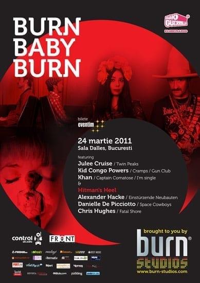 Burn Baby Burn @ Sala Dalles