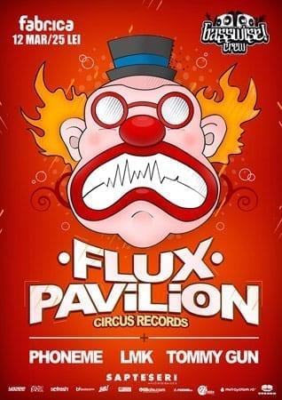 Flux Pavilion @ Fabrica