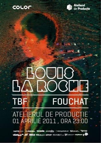 Louis la Roche @ Atelierul de Productie