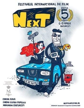 Programul Festivalului NEXT 2011