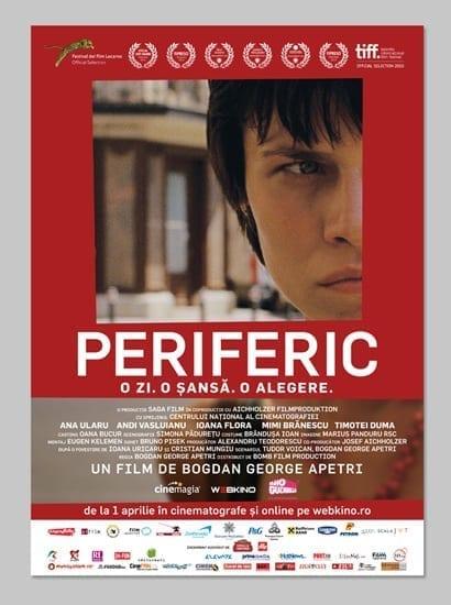 PERIFERIC in cinematografe din 1 aprilie