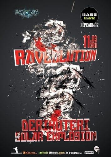 raveOlution @ Base Cafe