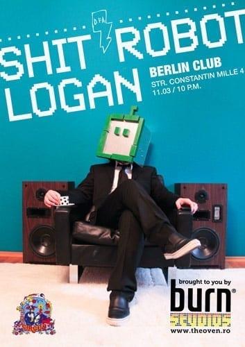 Shit Robot @ Club Berlin