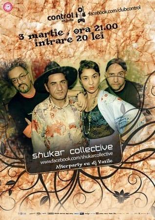 Shukar Collective @ Control