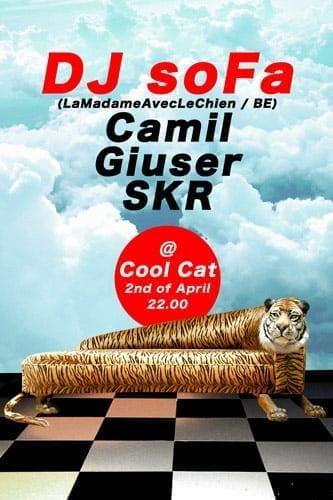 DJ Sofa @ Cool Cat
