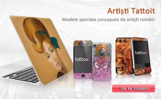 Lansare Tattooit @ Base Café