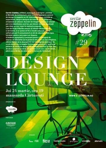Design Lounge @ Mansarda Carturesti