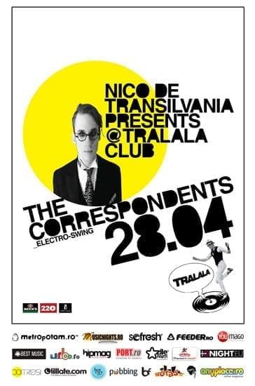 The Correspondents @ Tralala