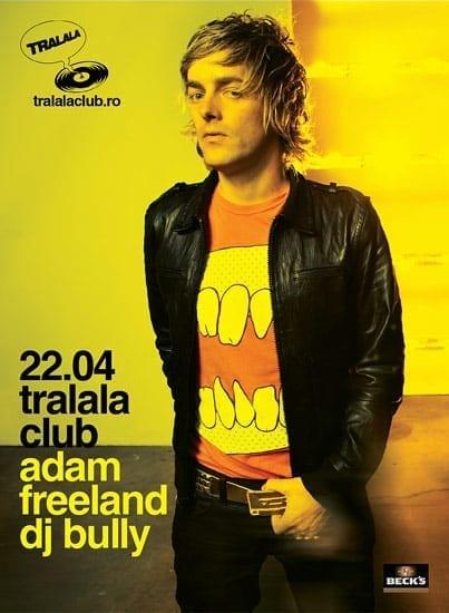 Adam Freeland & DJ Bully @ Club Tralala