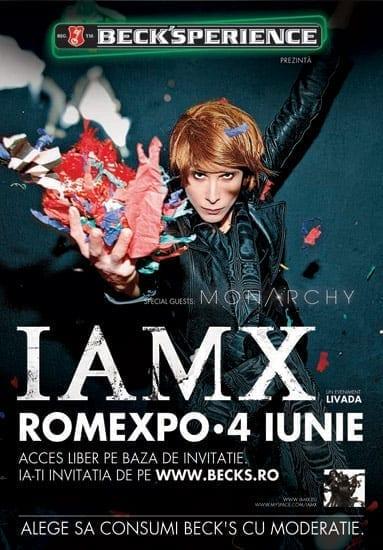 IAMX si Monarchy @ Romexpo