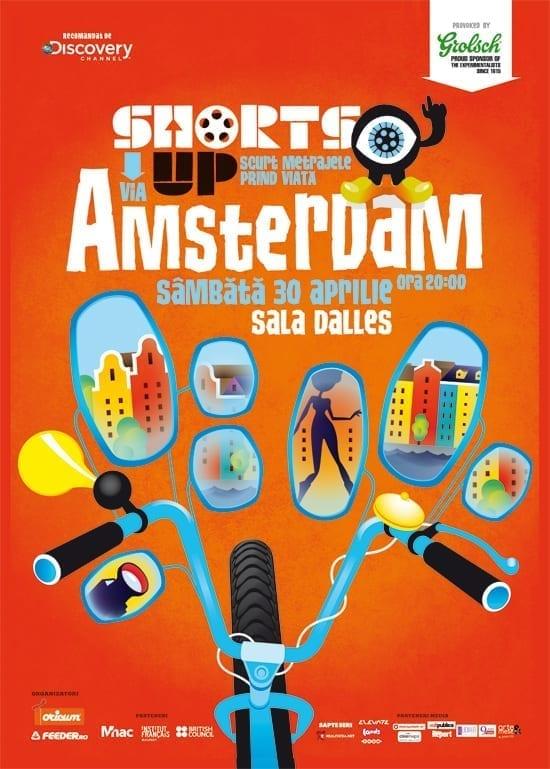 ShortsUP via Amsterdam @ Sala Dalles