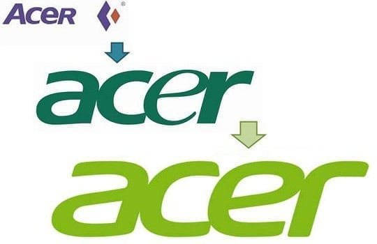Acer - logo nou