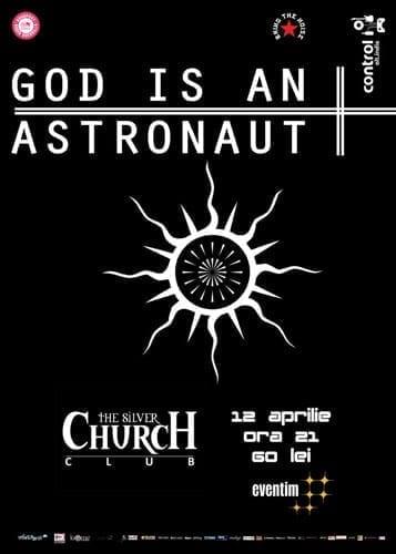God Is An Astronaut live @ The Silver Church
