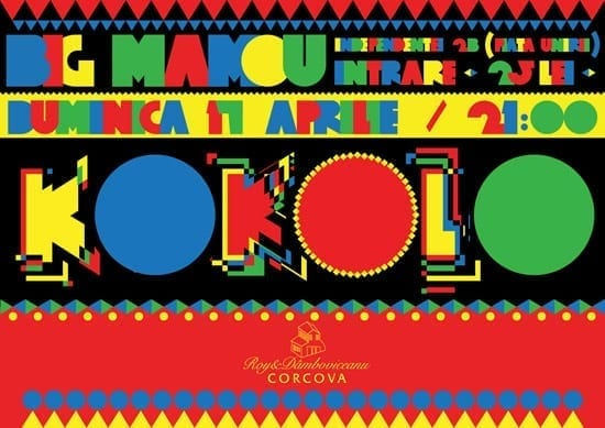 KOKOLO BAND @ BIG MAMOU