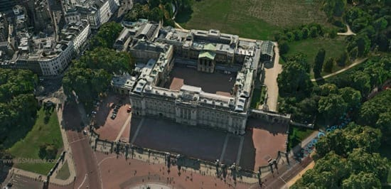 New Ovi Maps 3D