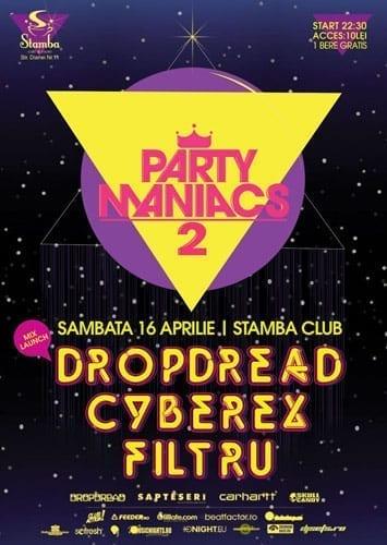 Dropdread, Cyberex si Filtru @ Stamba