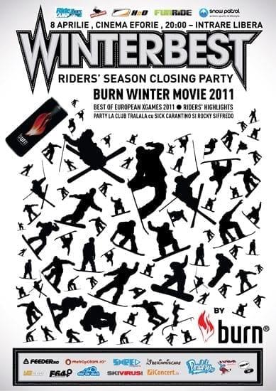 WINTERBEST - Riders' Season Closing Party