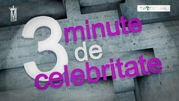 "Modernism.ro prezinta ""3 minute de celebritate"""