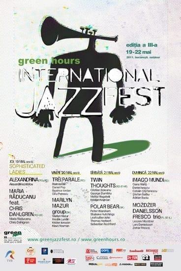 Green Hours INTERNATIONAL JAZZ Fest 2011