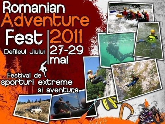Romanian Adventure Fest 2011