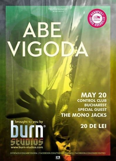 Abe Vigoda @ Control