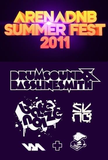 Arena DnB Summer Fest 2011 @ Arenele Romane