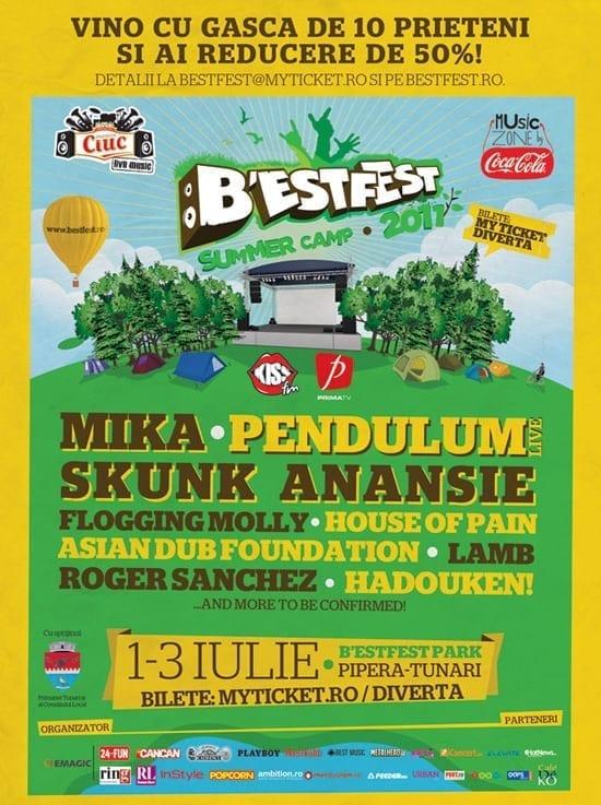 B'ESTFEST Summer Camp 2011