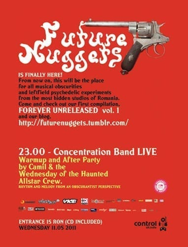Future Nuggets & Concentration Band @ Control