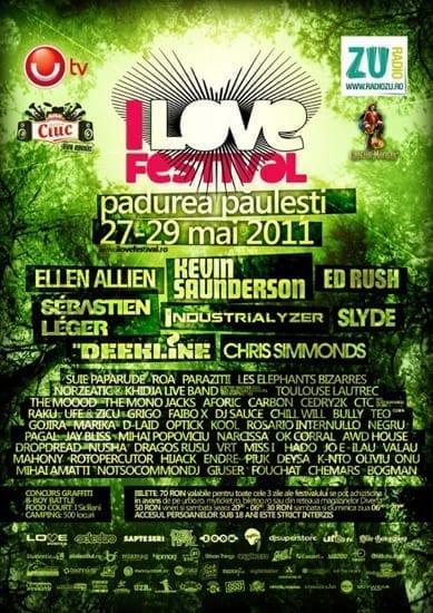 I Love Festival @ Padurea Paulesti