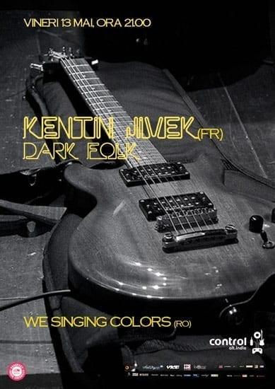 Kentin Jivek, We Singing Colors @ Control
