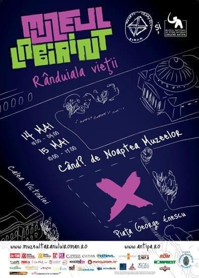 Noaptea Muzeelor 2011 - Muzeul Labirint – Randuiala vietii