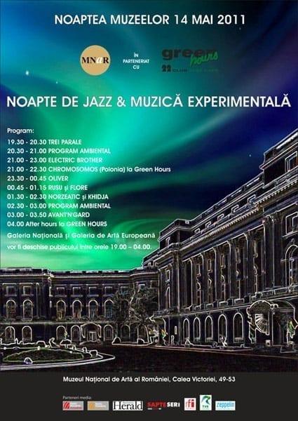 Noaptea Muzeelor 2011 – Muzeul National de Arta al Romaniei