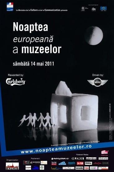 Noaptea Muzeelor 2011 la nivel national