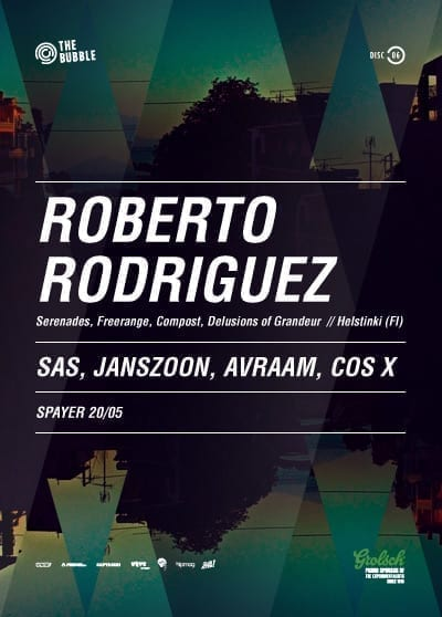 Roberto Rodriguez @ Palatul Spayer