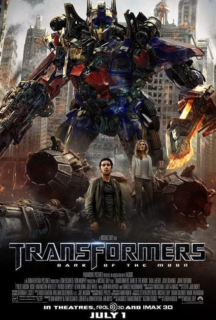 Transformers 3: Dark of the Moon - trailer 2