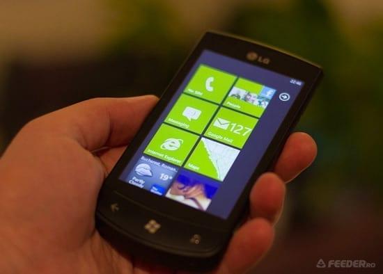 Windows Phone 7 - smartphone intuitiv si foarte usor de folosit