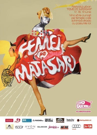 "Festivalul urban ""Femei pe Matasari"""