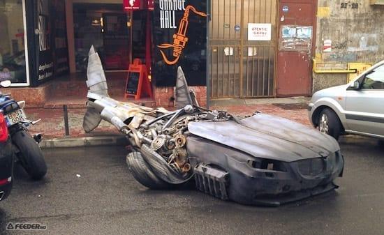 BMW-ul cu coada de rechin sau rechinul cu fata de BMW