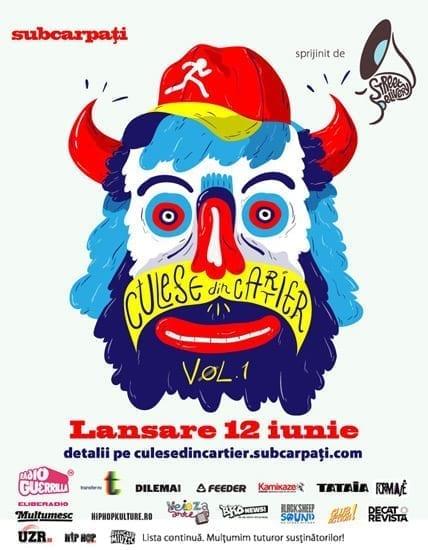 SUBCARPATI lansează compilația CULESE DIN CARTIER @ Street Delivery 2011