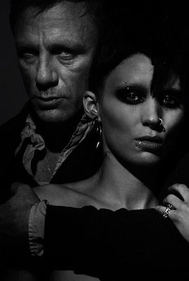 The Girl with the Dragon Tattoo - un trailer genial
