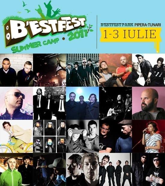 Concurs: Castiga 4 abonamente duble la B'estfest 2011