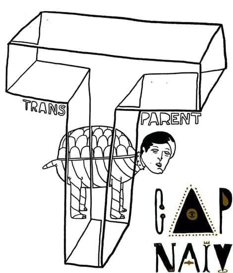 Cap Naiv debuteaza cu Comic Sans @ Noaptea Galeriilor 2011