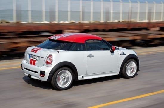 2012 Mini Coupe