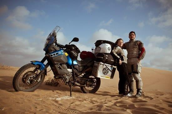 Into The World - 2 romani pe moto prin Europa, Africa si Orientul Mijlociu