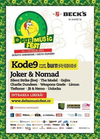 Delta Music Fest 2011 @ Sfantu Gheorghe