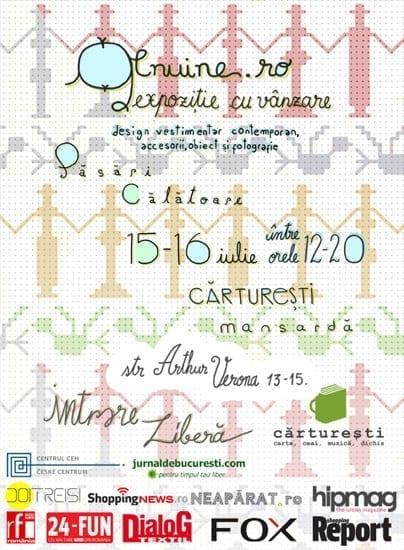 GENUINE.ro - design MADE IN RO @ Carturesti